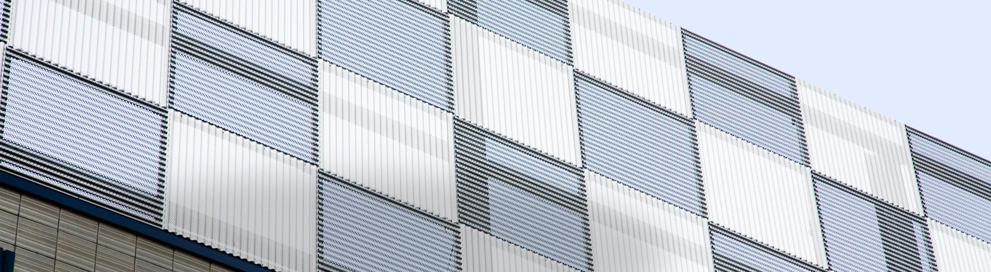 建築金物・金属製建具・パンチング・パネル